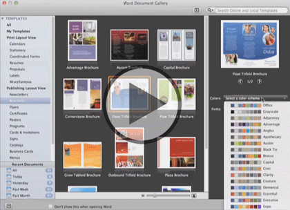 Office for Mac 2011, Part 2: PowerPoint & Outlook Trailer