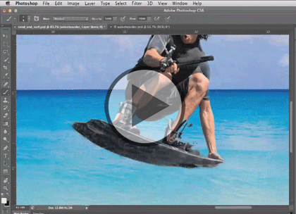 Photoshop CS6, Part 01: Images and Workspace Trailer